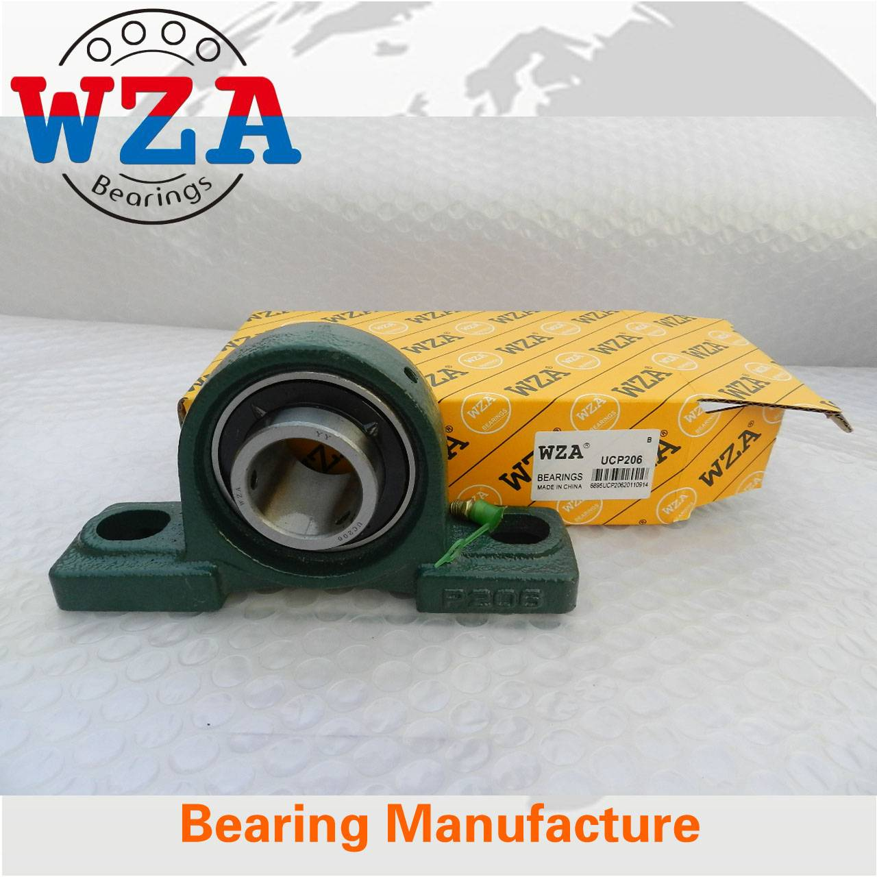 Pillow Block Bearing UCP206