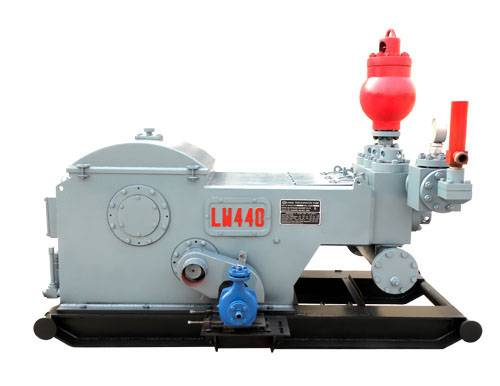 LW446 MUD PUMPS