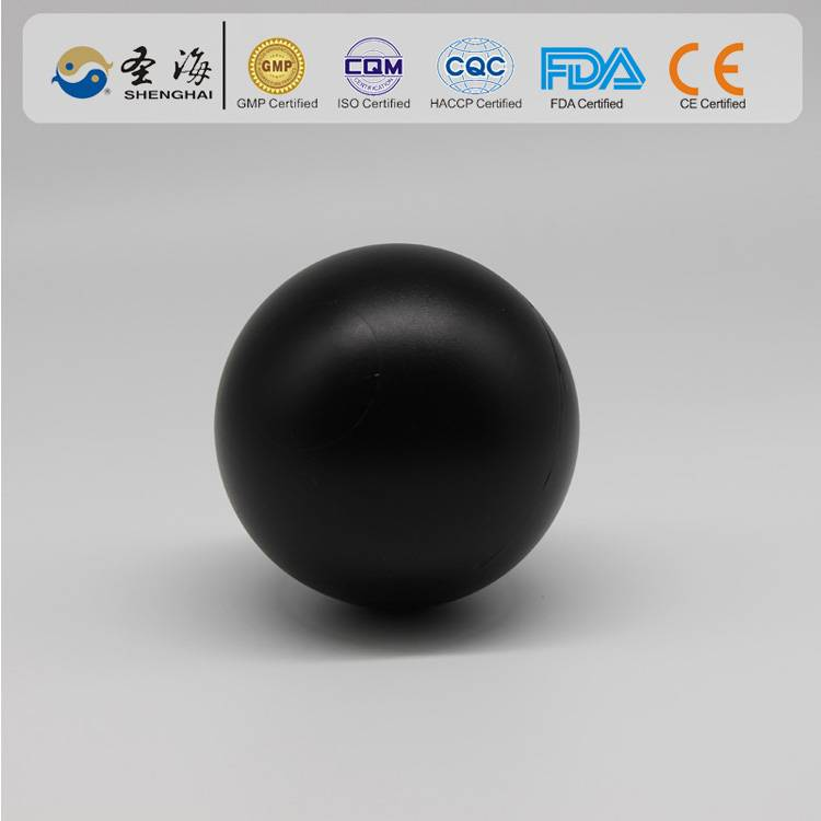 China factory supply 100mm hdpe hollow plastic ball for bird control/deterent