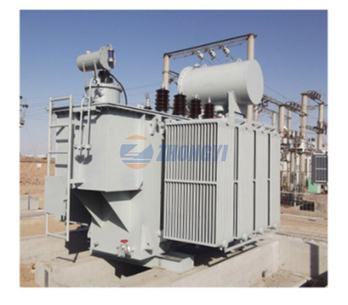 How much damage does the electromagnetic radiation of the power transformer have on the body?
