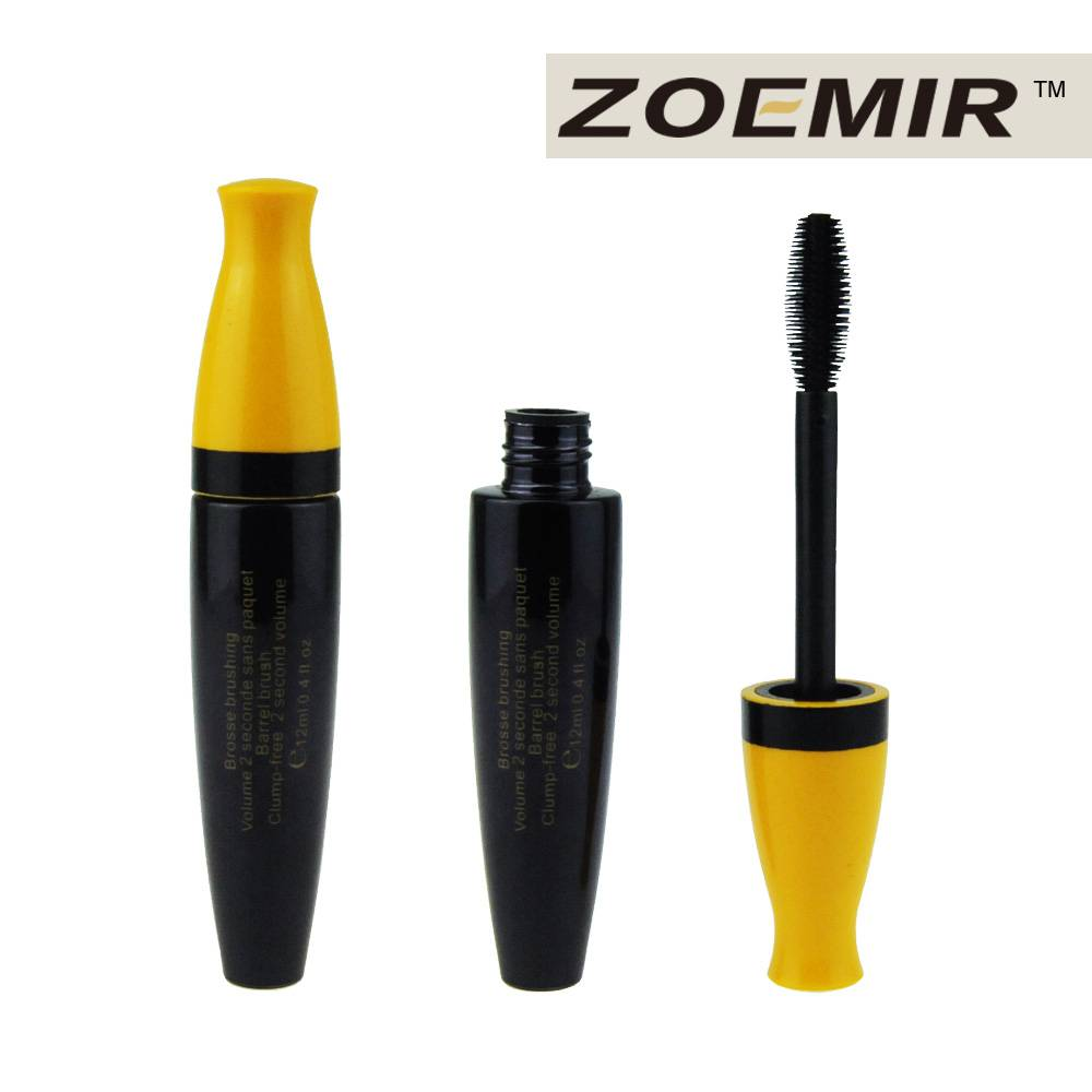 2016 year empty plastic cosmetic eyelash container /mascara bottle supplies