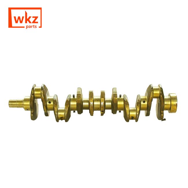 S6D95 PC200-5 6207-31-1100 Diesel Engine Crankshaft