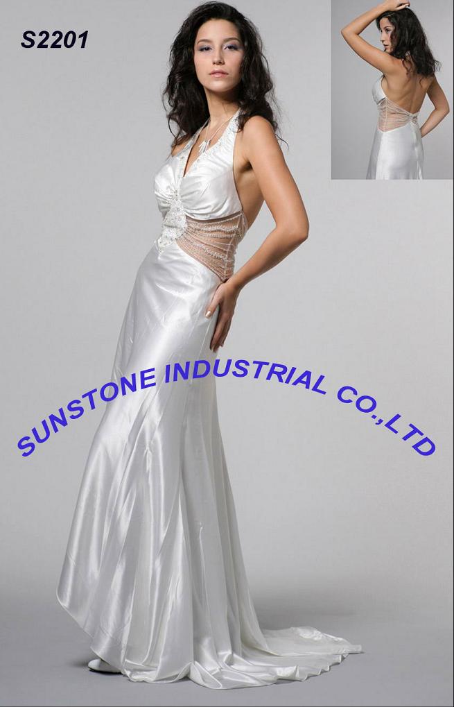 Evening dress S-2201