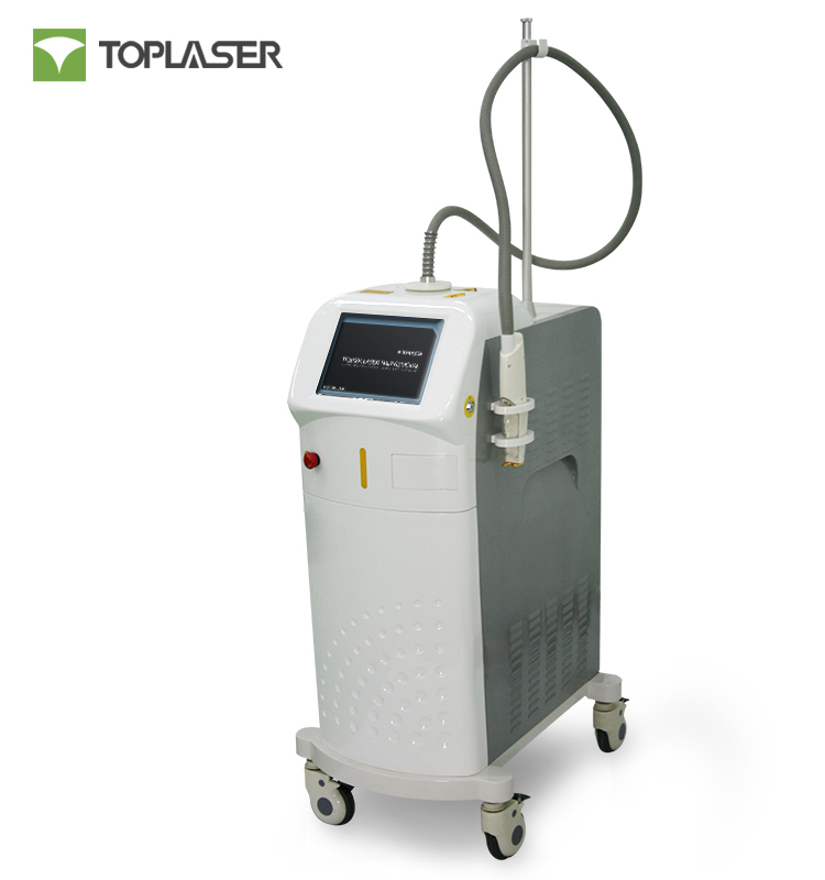 1064nm Long Pulsed Nd YAG Laser Hair Removal Machine