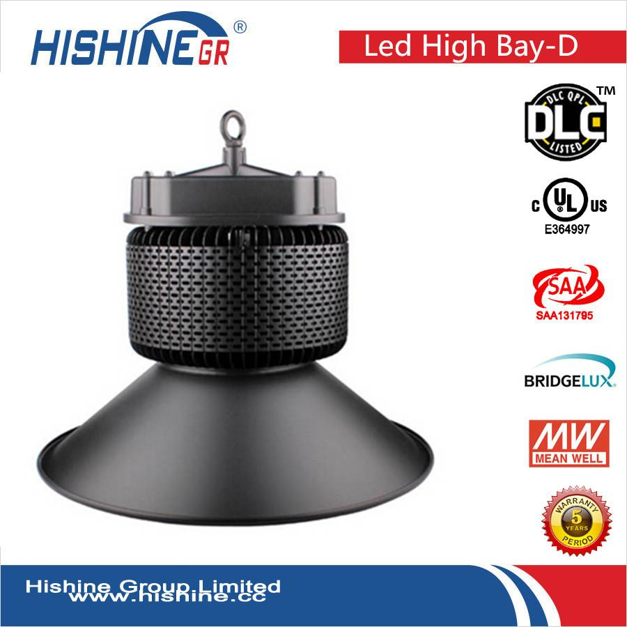 High Power Led High Bay Light Industrial Lighting SAA CE ROHS Listed