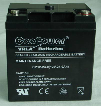 lead-acid 12v24ah battery for UPS system
