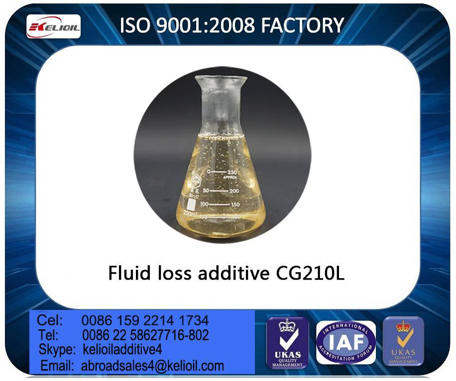 Oil Well Cement Fluid Loss Control Additives