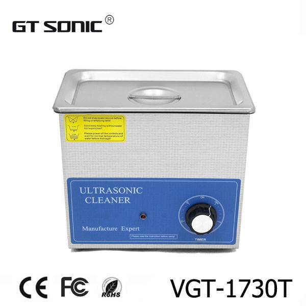 VGT-1730T LATEST ULTRASONIC VIBRATION CLEANER