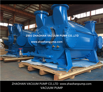 2BE Liquid Ring Vacuum Pump for mining industry