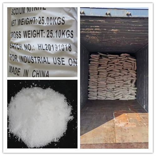 Hot Sale Sodium Nitrite From Shandong
