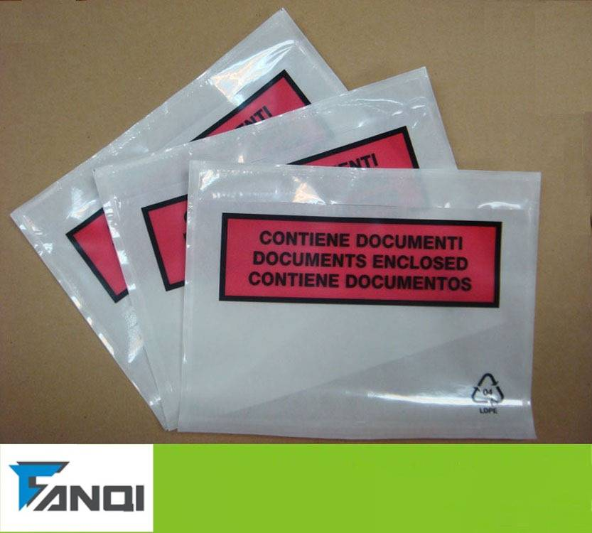 self adhesive reclosable enclosed envelope