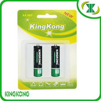 Alkaline battery KK-LR6-KA2B