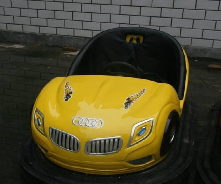 Children Funny Park Playground Dodgem Car