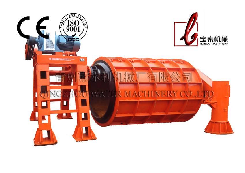 RCC Pipe Manufacturing Machine