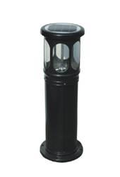 die-casting aluminium led solar garden light ,solar bollard light ,solar lawn light