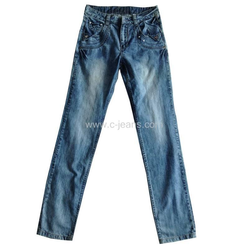 Men's Fashion Jeans Skinny Denim Jeans