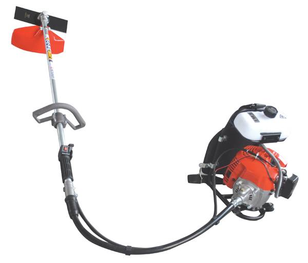 42.7cc 2stroke back pack type gasoline brush cutter BG430 (TB43)