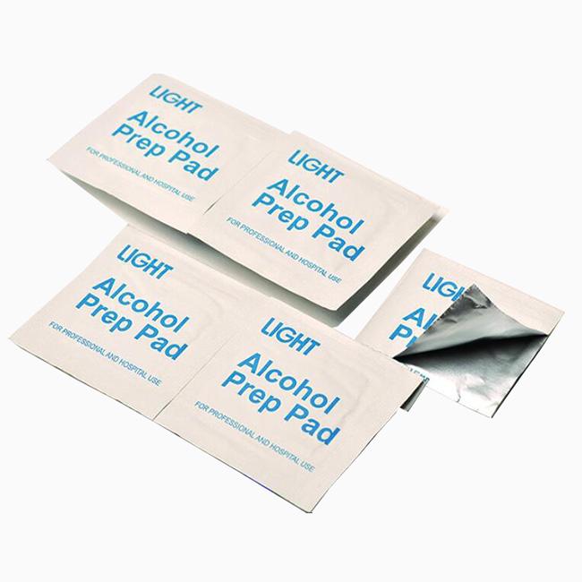 Light Barrier Paper Aluminum Medical Bags