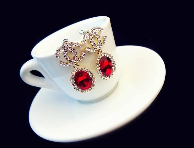 Luxury Crystal Earrings Wholesale