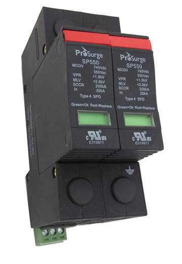 SPD Surge Protection Device for PV system