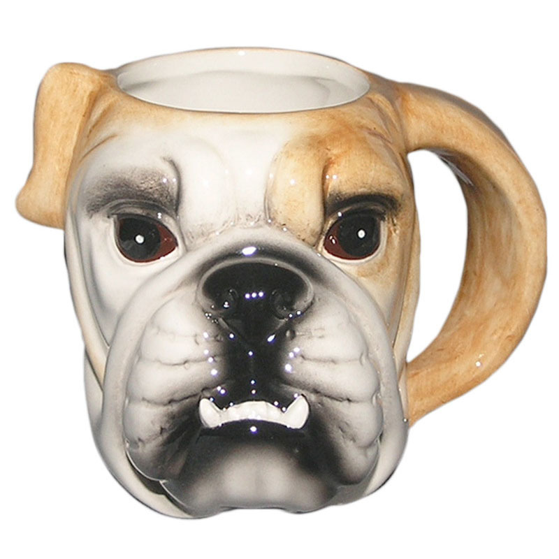 New stytle stoneware mug, cartoon mug, promotion mug color glazed mug OEM