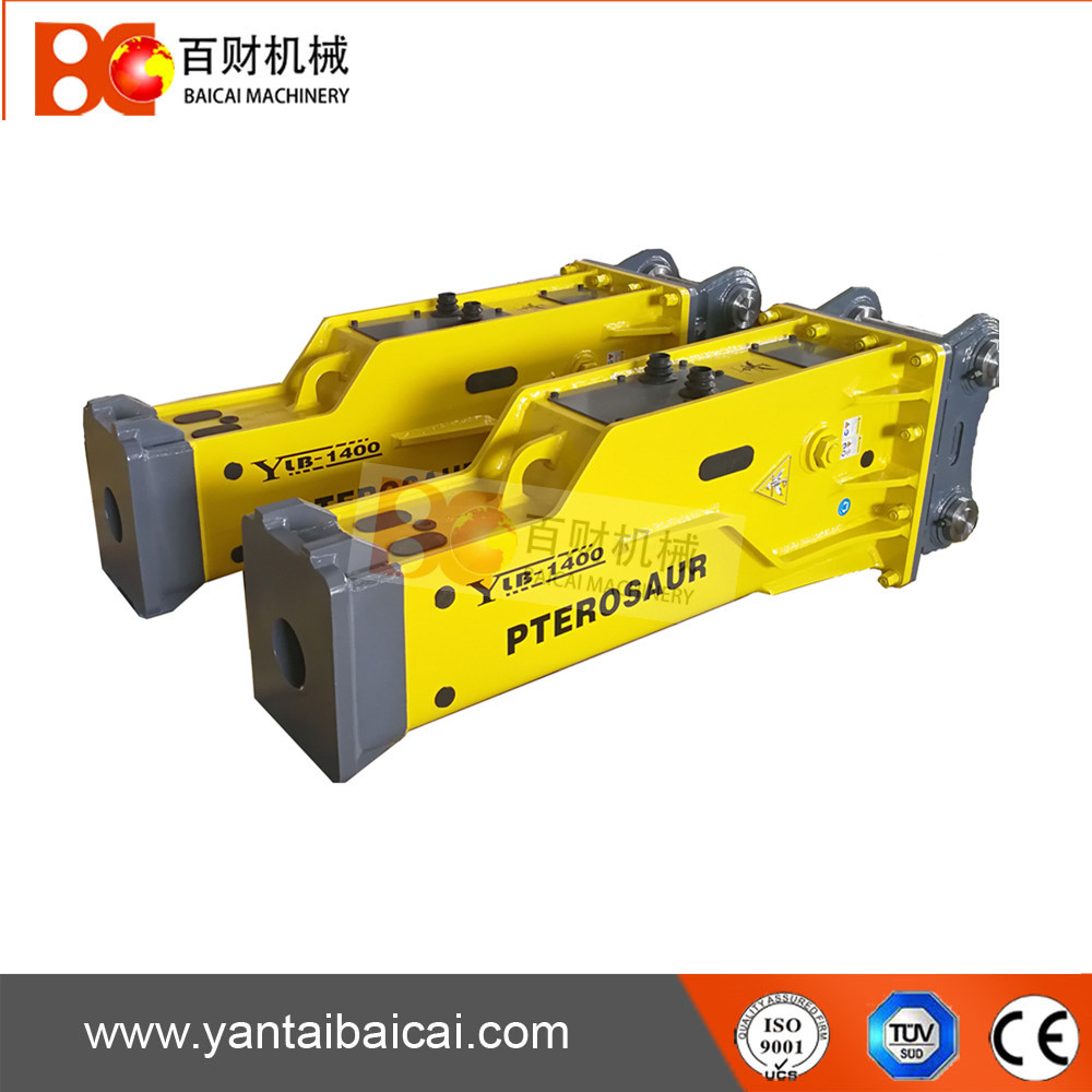 Soosan Hydraulic Rock Breaker Hammer for excavator