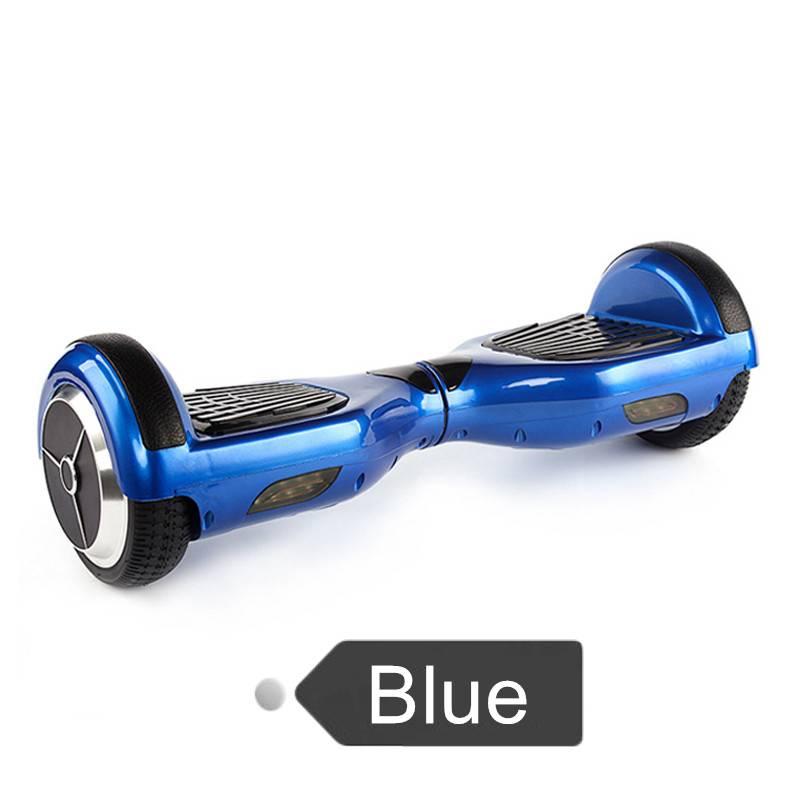 Double Wheel 6.5 Inches Electric Scooter,2x250 Watt Electric Motors,Maximum Load 120kg 4400mAh
