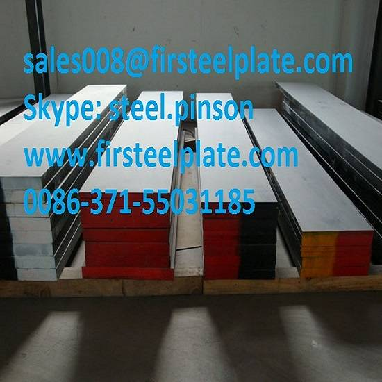 Supply A517GrB Steel Plate ASTM Grade