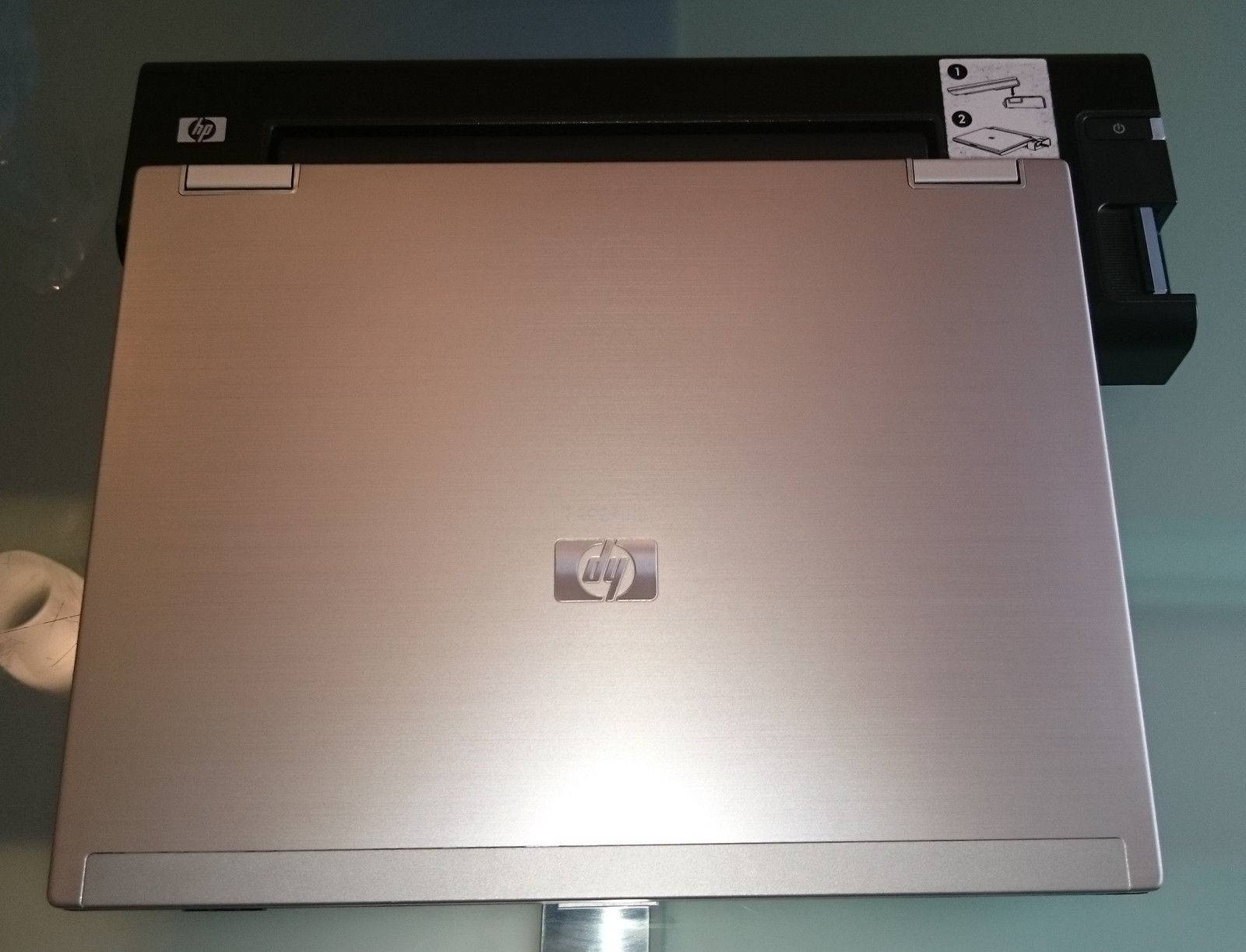 HP ELITEBOOK 2530p NOTEBOOK - Core 2 DUO - SSD