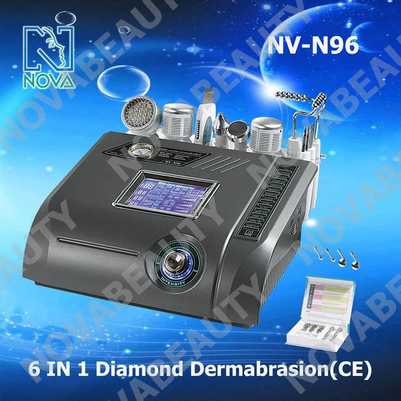 NV-N96 nova photon therapy Diamond Dermabrasion beauty machine,CE approval