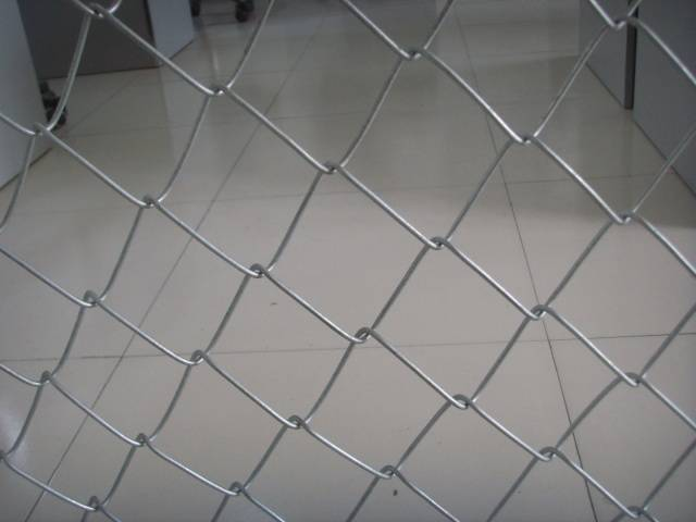 Galvanized Chain link Mesh Roll