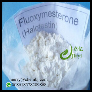 Halotestin Raw Steroid Powders Fluoxymesterone for Male Hypogonadism