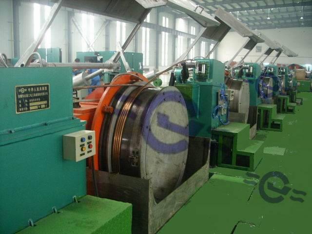 LFD Rod Breakdown Machine for Copper (Alloy) Trolley Wire