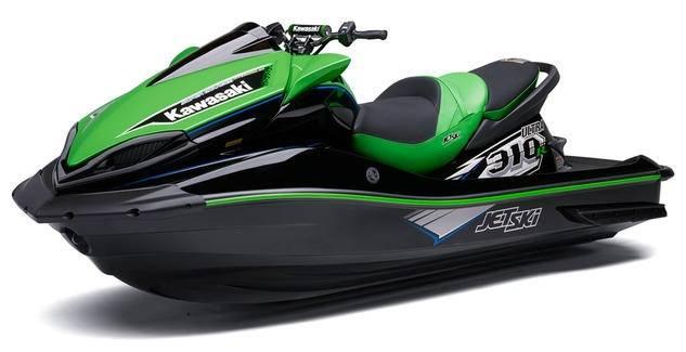 2017 Kawasaki Ultra 310R Jetski