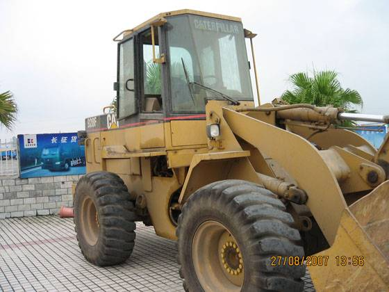 USED WHEEL LOADER CATERPILLER 928F