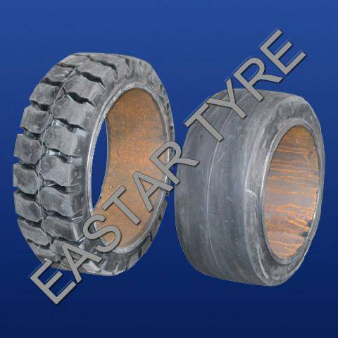 Tyre, Tire, Press-on Solid Tire 14*5*10