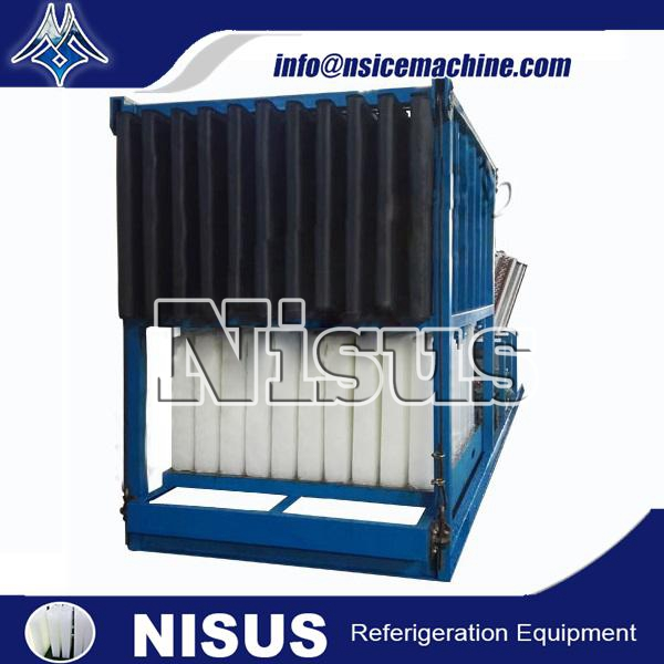 NISUS DIRECT REFRIGERATION ICE BLOCK MACHINE NSB30