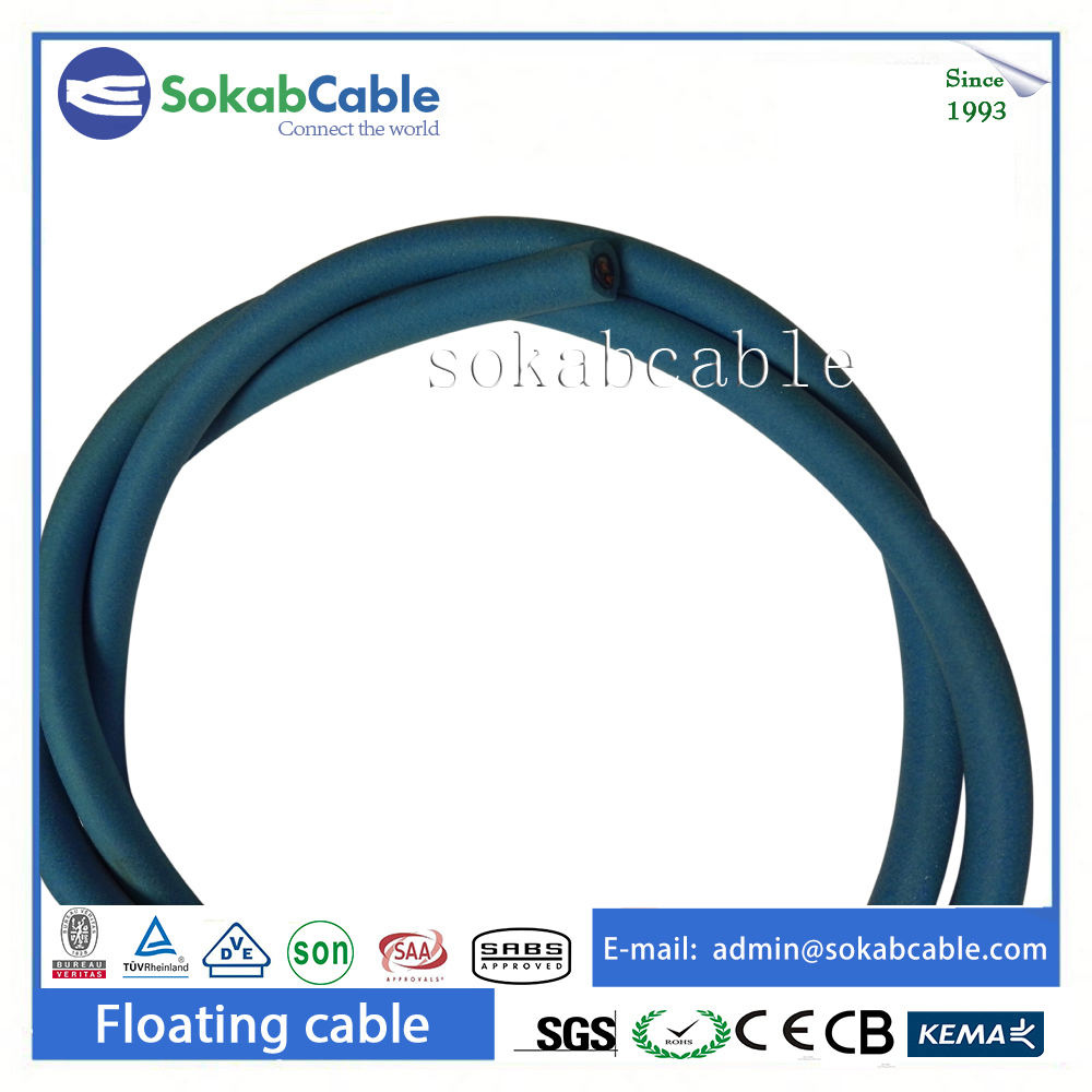 Swimming Pool Used Undersea Cable