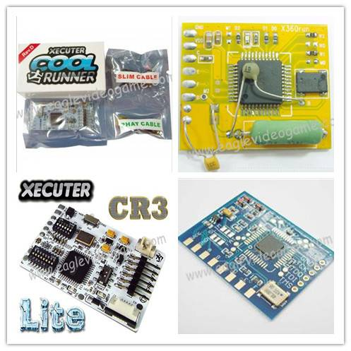 XBOX360Run Yellow Version Glitcher Board&Matrix Gilicher V3&Xecuter CR3 Lite CoolRunner V3 for XBOX3