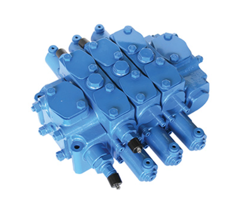 TDV25 Multi-way directional valve
