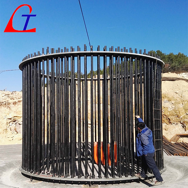 Wind Turbine Foundation Hold Down Bolt systems/ CE ISO
