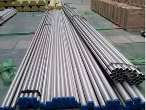 316 Stainless Seamless Steel Pipe
