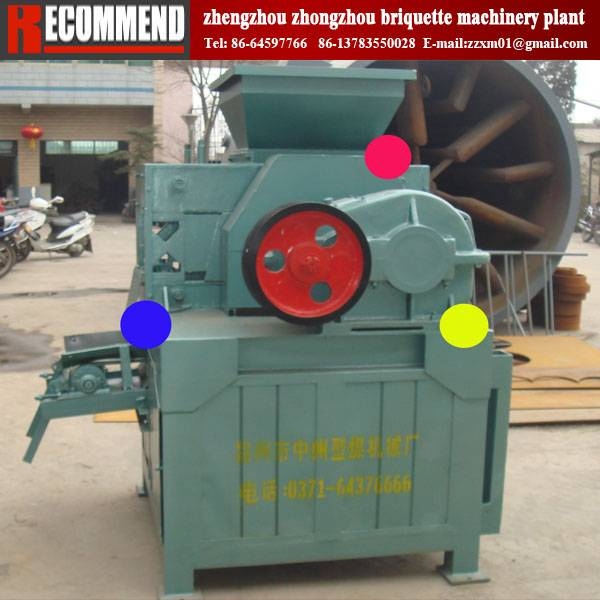 Enjoy great popularity briquette machinery