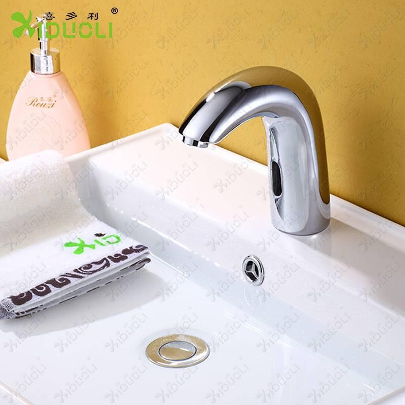 hot and cold sensor faucet,sensor water faucet,sensor water tap