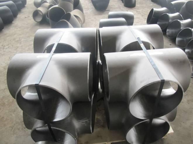 A234 WPB steel Tee,St35.8 steel Tee,St45.8 steel Tee,SS400 steel Tee
