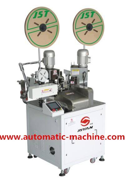 Automatic Terminal Crimping Machine Both ends TATL-RY-01A