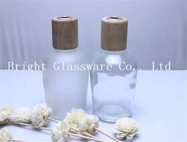 best sale glass bottle of reed diffuser with cheap price