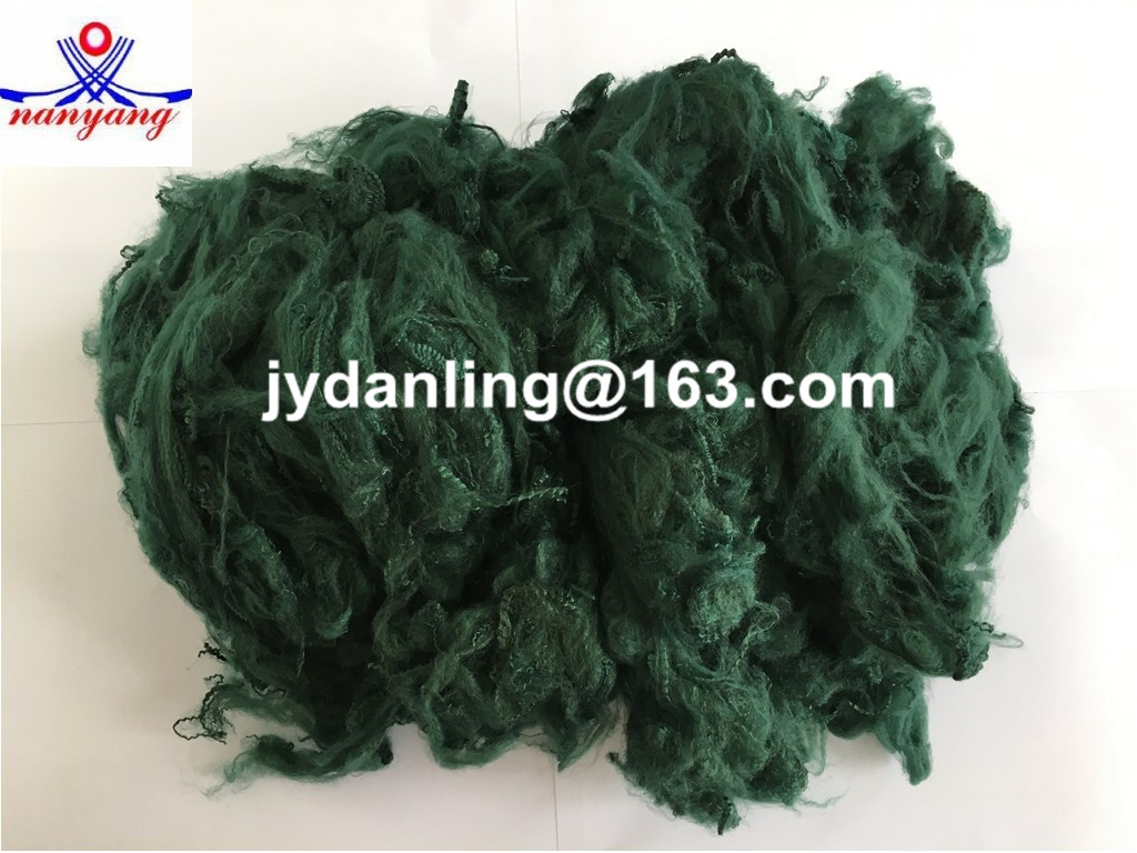 1.5D Solid Style Recycled Staple Fiber (PSF)
