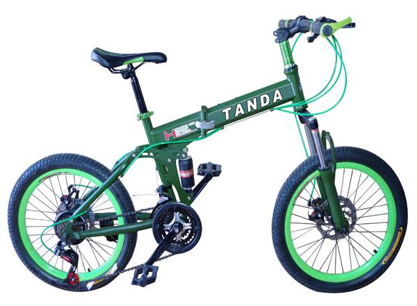 Mountain bike, 20'', SHIMANO spare parts, OEM/ODM