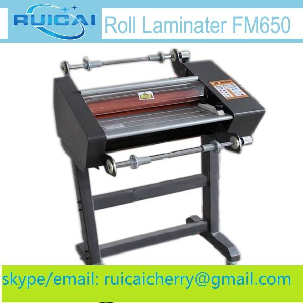 Hot Sale Roll Heat A4 Pouch Laminator